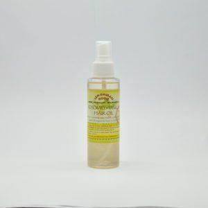 Масло для волос «Розмарин и Ваниль», 120 мл