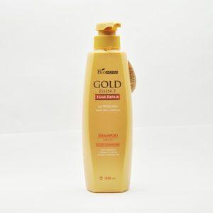 """Bio Woman """"Gold Essence"""" Шампунь восстанавливающий, 500 мл"""