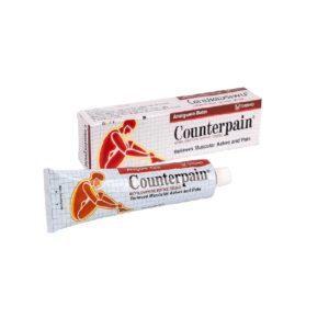 Counterpain Разогревающий гель, 120 гр