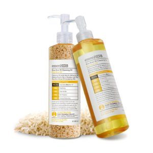 EssenHerb Soybean 90 deep Cleansing Oil, Гидрофильное масло  с соей и лимоном,320