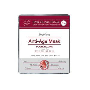 Everyang Beta-Glucan BioGel 1% Anti-Age Mask, Маска для лица и глаз из биогеля антивозрастная