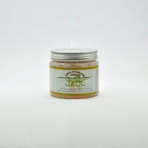 Солевой пилинг «Инжирный чай», 300 гр