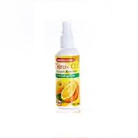 Спрей от насекомых (комаров) на основе масел Цитронеллы и Цитрусовых, Citrus oil mosquito repellent,
