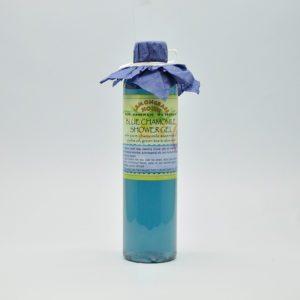 Гель для душа «Голубая ромашка»,120 мл