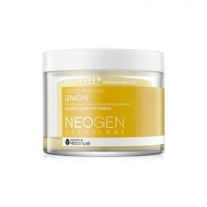 Neogen bio peel Gauze Peeling Lemon, Пилинг диски с лимоном,30шт