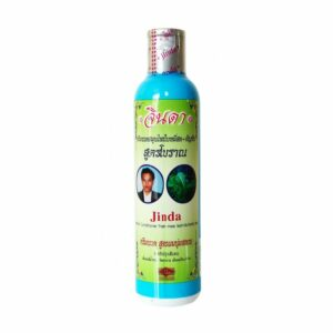 Jinda conditioner leaves Mee Кондиционер на травах против выпадения волос, 250 мл