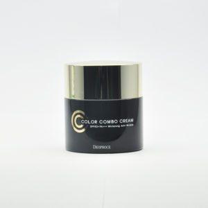 Deoproce Color combo Cream, Тональный крем №21, 40 гр