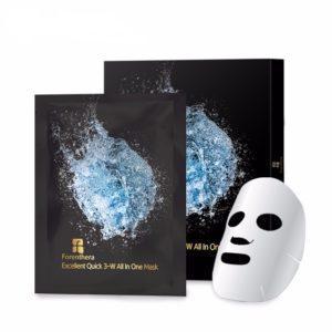Forenthera Excellent Quick 3-W All In One Mask, Интенсивная восстанавливающая маска