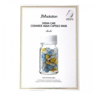 Jmsolution  Derma Care Ceramide Aqua Capsule Mask, Капсульная маска с керамидами, 1 шт