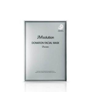 Jmsolution  Donation Facial Mask Dream, Антивозрастная благотворительная маска, 1 шт