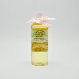 Масло для тела и массажа «Жасмин/Мандарин», 120 мл
