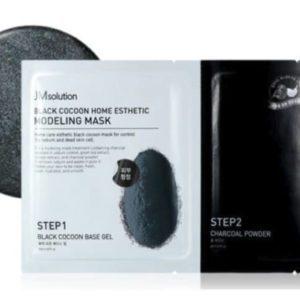 Jmsolution Black Cocoon Home Esthetic Modeling Mask Альгинатная маска с черным коконом
