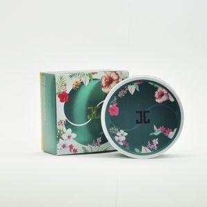 Jayjun Green Tea Eye Gel Patch, Гидрогелевые патчи с экстрактом зелен.чая