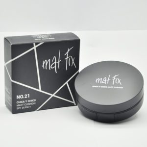 Chika Chiko Matt Cushion, Матирующий кушон №21, 15 гр