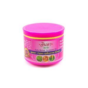 Jinda Herbal Treatment Oil Маска от выпадения волос Рисовое молоко, 400 мл (Копировать)