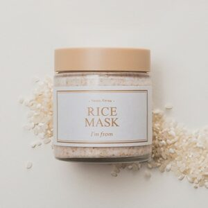 I'm From Rice Mask, Очищающая осветляющая маска на основе риса, 110 гр