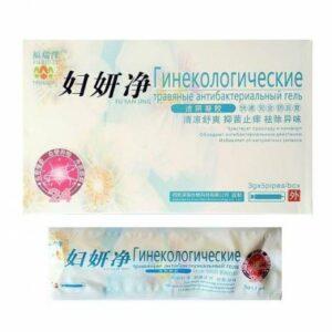 Гинекологический женский гель, 3 гр