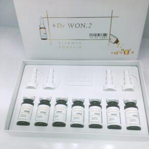 Dr.Won.2 Vitamin Ampoule, Курс витаминных ампульных сывороток, 7*10мл
