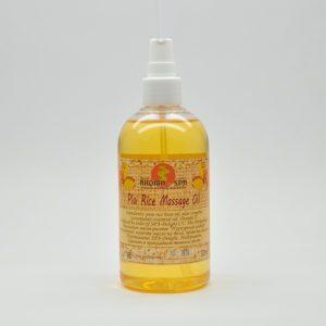 """Aroma Spa  Масло для тела и массажа """"Пурпурный имбирь"""", 300 гр"""