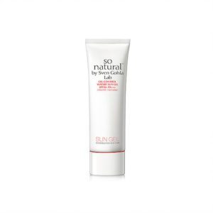 So Natural Sebum Control Watery Sun Gel SPF50+ PA+++ Сонцезащитный гель, 50++++