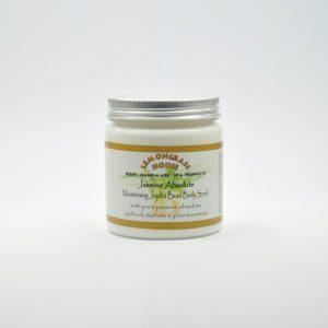 Скраб для тела с гранулами жожоба «Жасмин», 300 гр