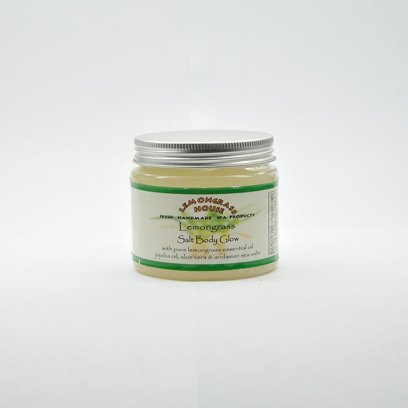 Солевой пилинг «Лемонграсс», 300 гр