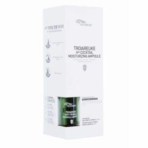 Troiareuke H+ Cocktail Purifyng Ampoule Мезо-коктейль для лица  успокаивающий, уход за порами,70мл