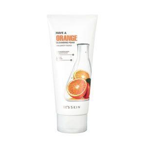 Its Skin Have a Orange Cleansing Foam, Пенка для умывания апельсиновая, 150мл