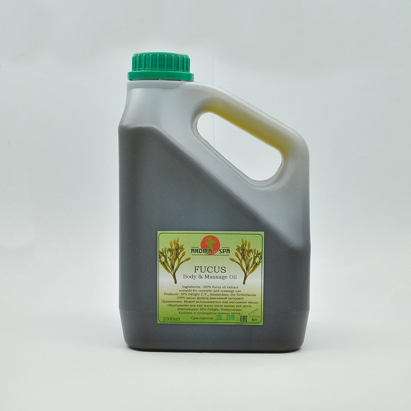 Aroma-Spa  Масло для тела Фукус, 2 л