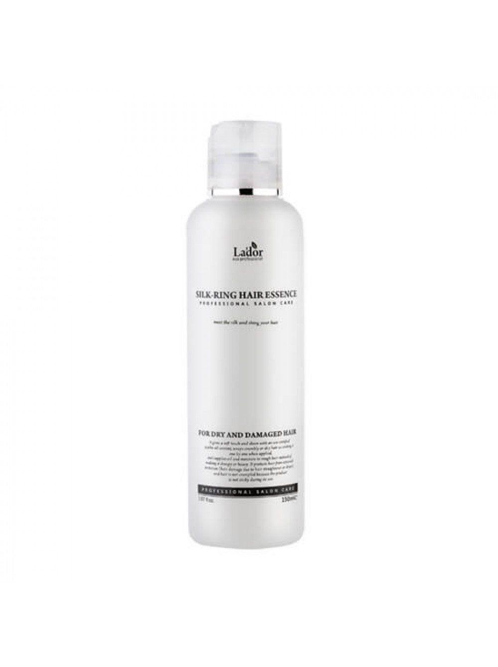 La'dor Silk-Ring Hair Essence, Восстанавливающая шелковая эссенция для волос, 150 мл