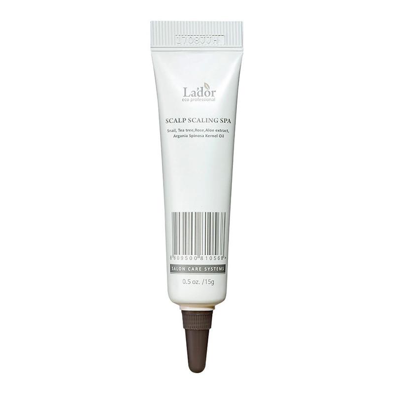 La'dor Scalp Scaling Spa Ampoule, Пилинг для кожи головы, 15 мл