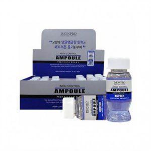 Imonpro Losing Control Ampoule Professional, Ампулы против выпадения волос (синие), 15 мл