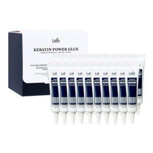 La'dor Keratin Power Glue, Клей против секущихся кончиков волос, 15 мл