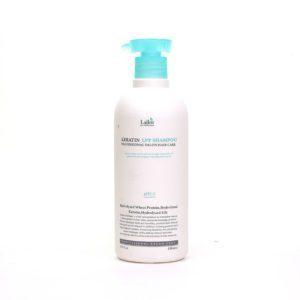 La'dor Keratin LPP Shampoo, Безсульфатный кератиновый шампунь, 530 мл