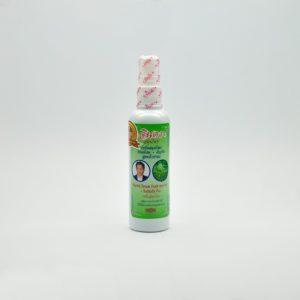 Jinda  Herbal serum fresh mee leaf Травяной тоник от выпадения волос. 120 мл