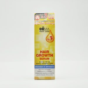 Genive dema genive long hair fast growth serum Сыворотка для роста волос, 60 мл