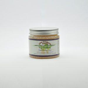 Солевой пилинг «Инжирный пуддинг», 300 гр
