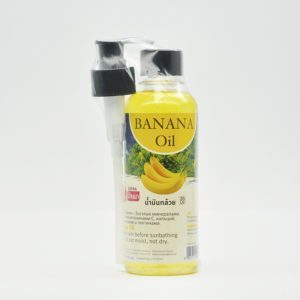 Banna Banana oil, Масло для тела с ароматом Банана, 250 мл