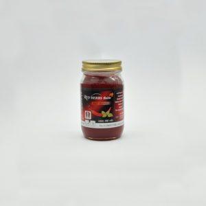 Red herbal balm Красный бальзам с перцем чили, 120 гр