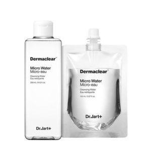 DR. JART Набор для очищения и тонизирования кожи с мицеллярной водой