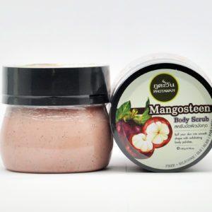 Phutawan Pomegranate Body Scrub, Скраб  для тела с ароматом Гранат, 140 мл