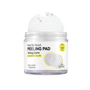 Scinic Feel So Good Peeling Pad Пилинг-пэды с АНА кислотами, 70 шт