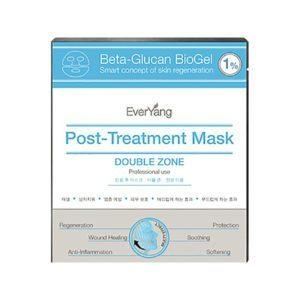 Everyang beta-glukan post treatment mask, Маска из био-геля успокаивающая