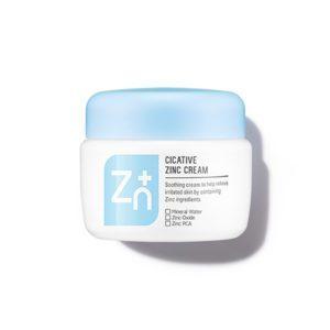 A'pieu Cicative zinc cream, Крем для проблемной кожи с цинком, 50 гр