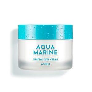 A'pieu Aqua Marine Mineral Cream, Минеральный увлажняющий крем для лица, 50 гр