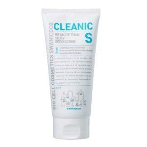 Swanicoco Be More Than Silky Seed Scrub, Шелковый скраб для лица, 150 мл