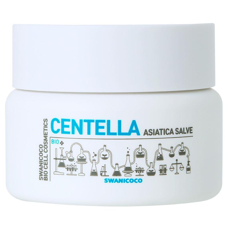Swanicoco Centella asiatica salve, Крем для лица с центеллой, 30 гр