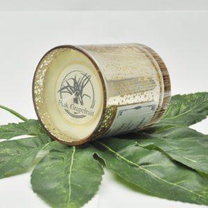 Свеча из соевого воска «Розовый груйпфрукт», 350 гр