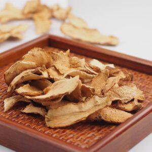 Имбирный чай сухой просушки, 100 гр