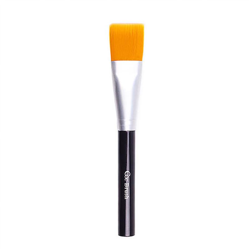 Coringo Black Yellow Pack Brush, Кисть для нанесения масок